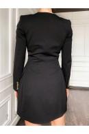"""""""Lina"""" tux dress"""