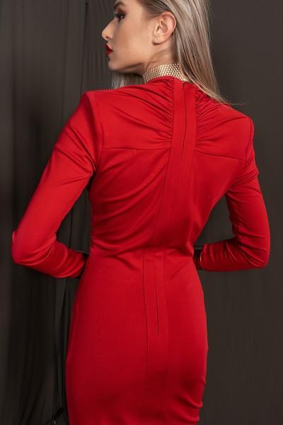 """Kasia"" dress - red"