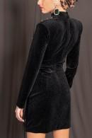 """""""Star Noir"""" dress"""