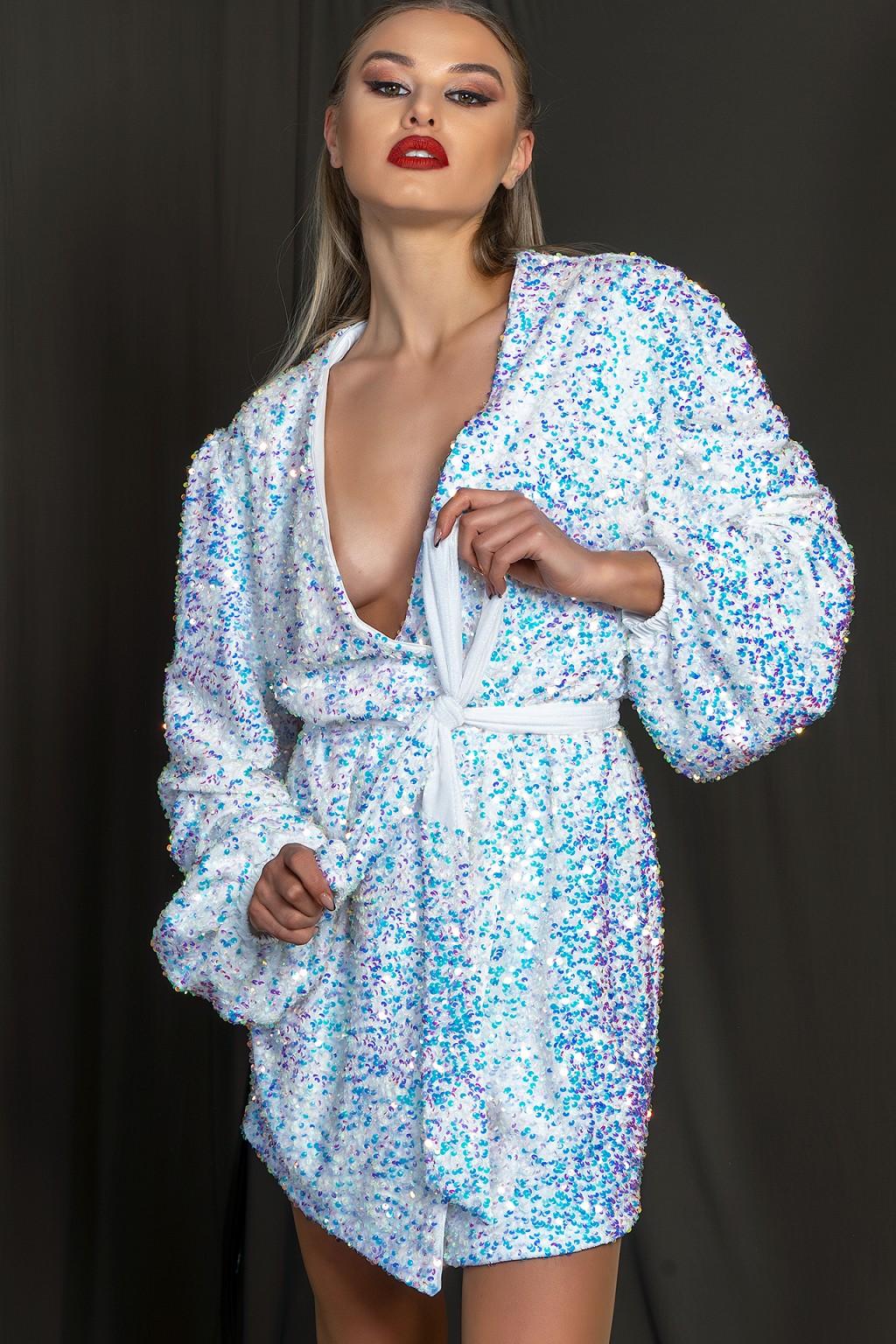 """""""Obia Ice"""" dress"""