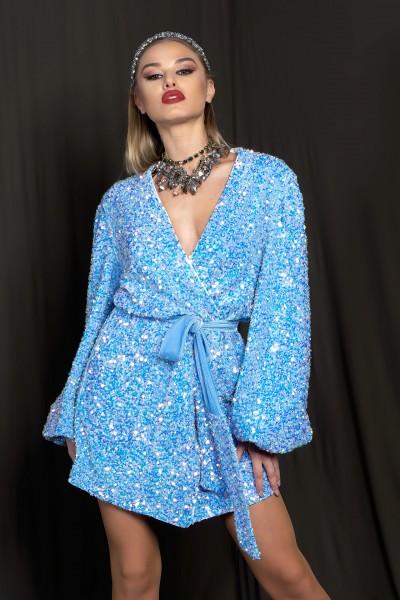 """""""Obia Sky"""" dress"""