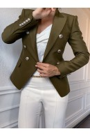 "BALM ""Military Green"" Blazer"