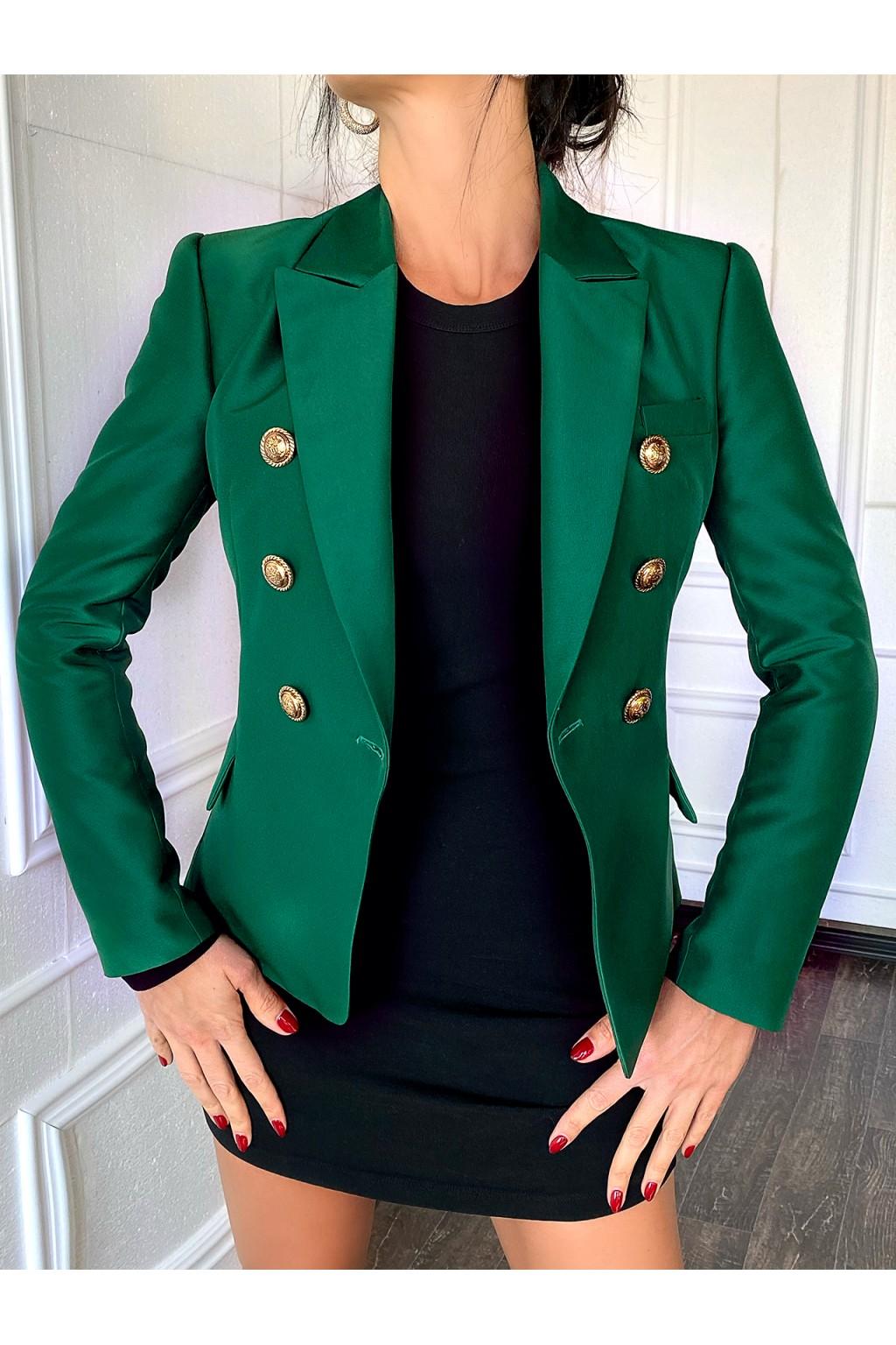 "BALM ""Emerald"" Blazer"