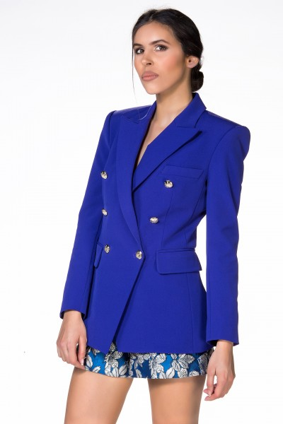 """Blue Moon"" Blazer"
