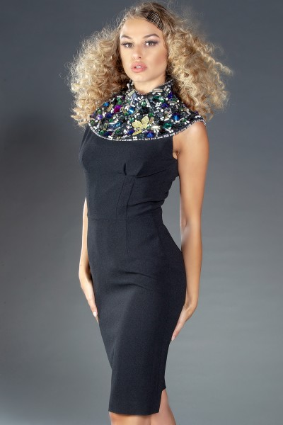 Preciossa Midi Dress