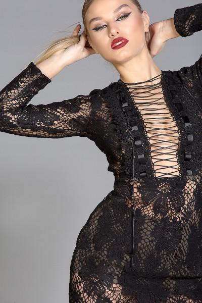 """""""Amanda"""" lace dress"""