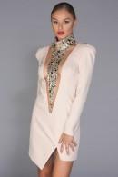 My Precious Dress embellished mini dress