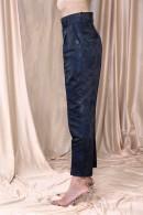 """Lamy"" jacquard-blend pants"
