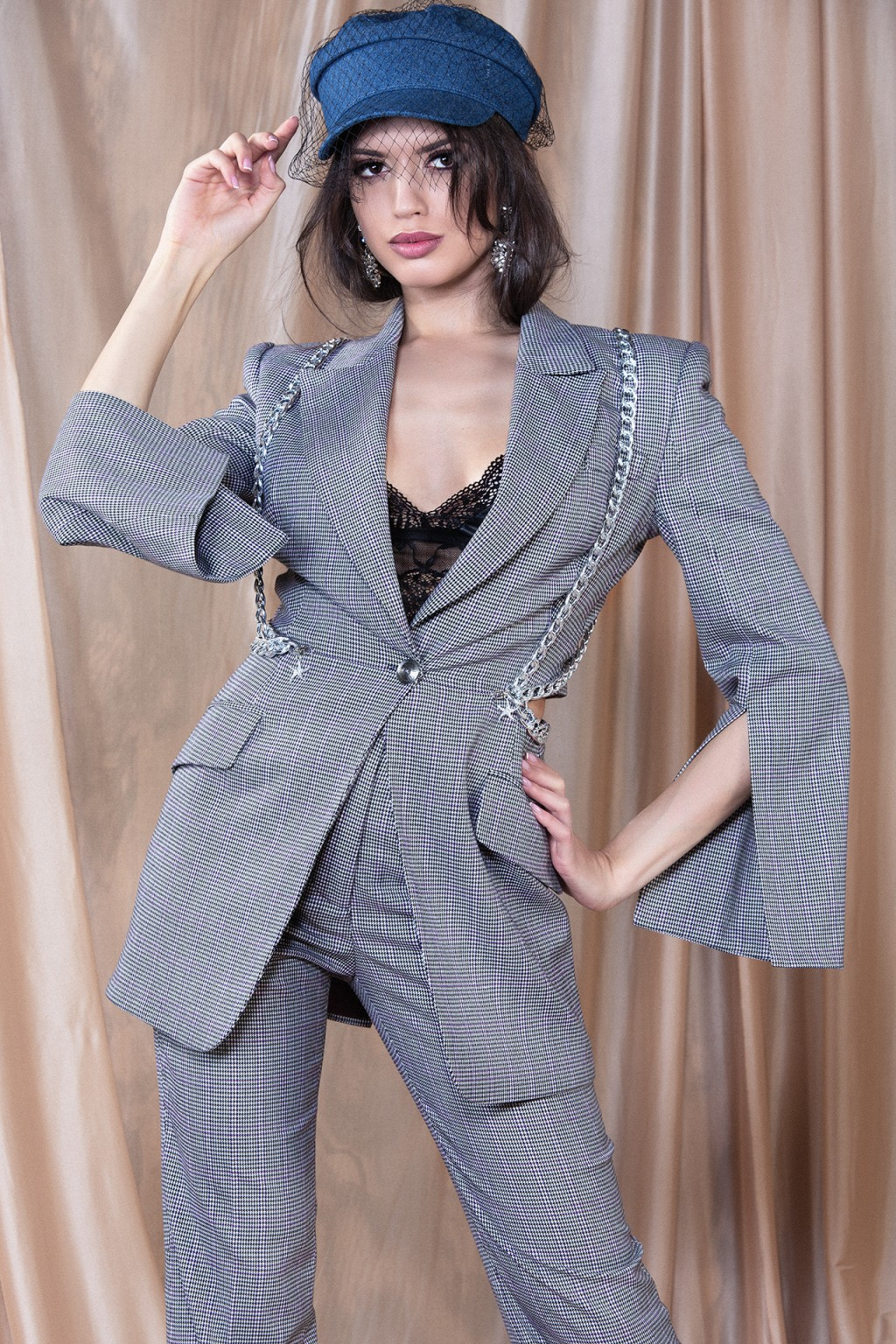 """Alexander"" two piece suit"